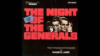 The Night of the Generals (1967)-Love Theme-Maurice Jarre