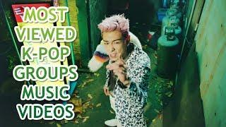 [TOP 50] MOST VIEWED K-POP GROUPS MVS | MAY 2019
