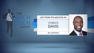 NFL Network Analyst Charles Davis Talks NFL Draft & More - 4/26/17