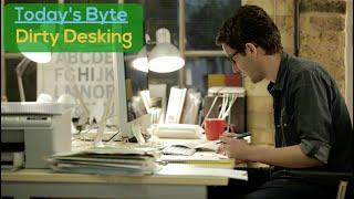 Dirty Desking