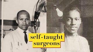 Black pioneers: The forgotten men of medicine