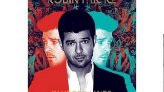 Descargar MP3 de Blurred Lines Feat T I Pharrell Cave Kings Remix Robin Thicke