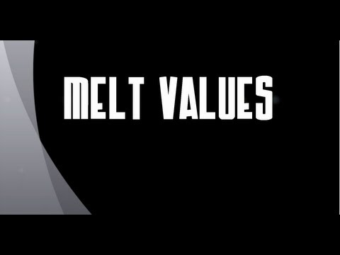 How to Calculate the Value of Silver Dollars - Coin Melt Value