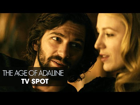 The Age of Adaline TV Spot 'Unforgettable'