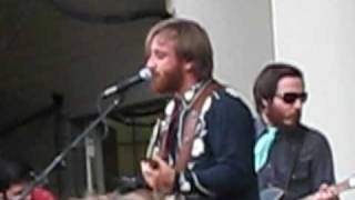 Dan Auerbach When I Left The Room Lollapalooza Grant Park Chicago IL August 9 2009 Day 3