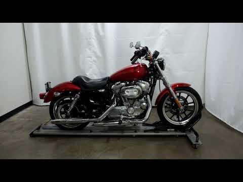 2012 Harley-Davidson Sportster® 883 SuperLow® in Eden Prairie, Minnesota - Video 1