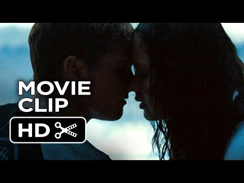 The Hunger Games: Catching Fire Movie CLIP #10 - Katniss and Peeta (2013) Movie HD