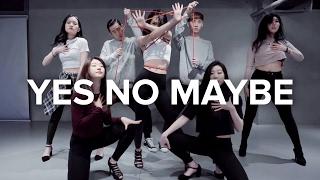 Yes No Maybe - 수지(Suzy)/ Mina Myoung Choreography