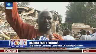 APC Faction Describes Demolition Of Building As Terror