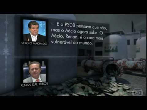 Gravação mostra Renan orientando defesa de Delcídio