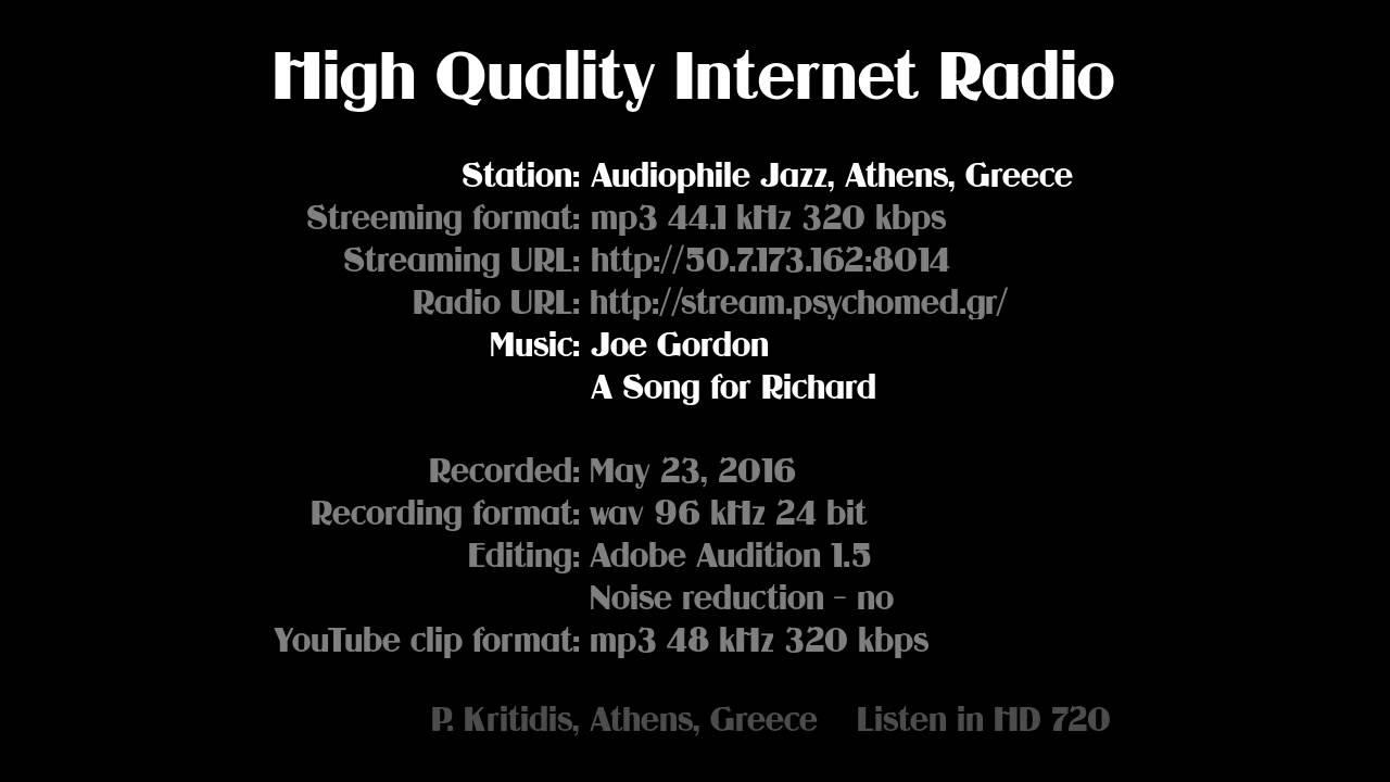 Internet radio greek