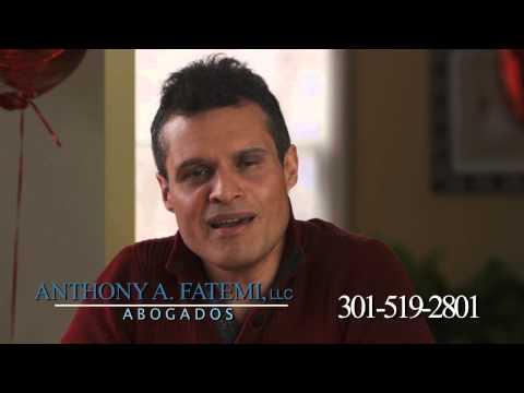 Anthony A. Fatemi, Immigration