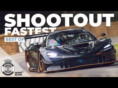 グッドウッド・フェスティバル・オブ・スピード2021 速さトップ10のマシンまとめ動画