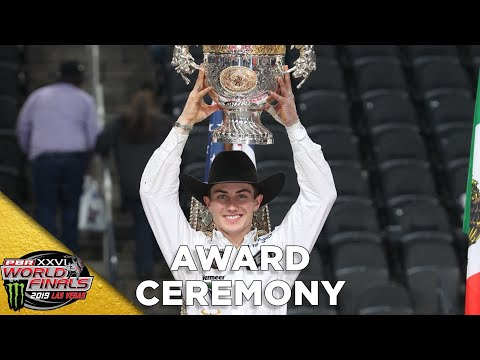 WORLD FINALS: Award Ceremony | 2019