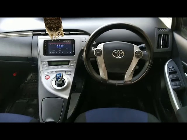 Toyota Prius S LED Edition 1.8 2013 for Sale in Lahore