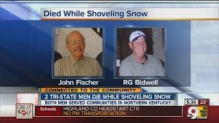 Shoveling snow can kill you: Tips to avoid heart attack