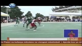 Timu Ya Magereza Yailaza Ile Ya Jeshi La Kujenga Uchumi Kutoka Zanzibar