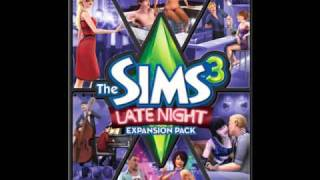 "The Sims 3: Late Night  soundtrack 3oh!3 -- ""Double Vision"""