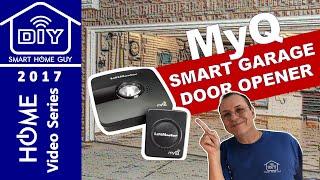 Review - Chamberlain MyQ Wireless Garage Door Opener Review