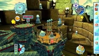 Worms Forts: Online Deathmatch (Woitek Vs GX8800) (Part 05)