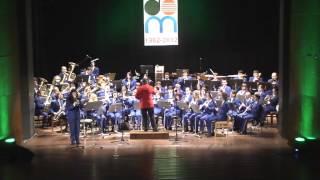 Dechový orchestr mladých Krnov hraje: George Zamphir: Píseň osamělého pastevce
