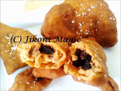 Kenyan Mandazi Recipe – Jikoni Magic