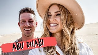 UNSER ABENTEUER IN ABU DHABI 😍| 26.11-2.12.2019 | DailyMandT ♡