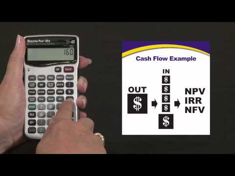 Qualifier Plus IIIfx - Cash Flow