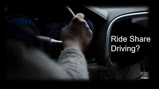 iDrive for Uber app -- for ALL rideshare drivers!