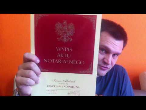 98. Польская доверенность для Украины.