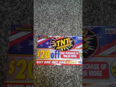 TNT Fireworks Catalog 2018 Mp3
