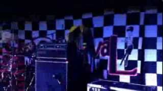 The Toy Dolls time-lapse; Bologna, Italy, Lab Crash Club, 8th March 2014