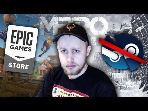 METRO EXODUS NENÍ NA STEAMU! (Agraelus Reakce #5)