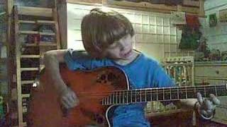 Show Business- - AC/DC (11 YEAR OLD PLAYING IT)!!!!
