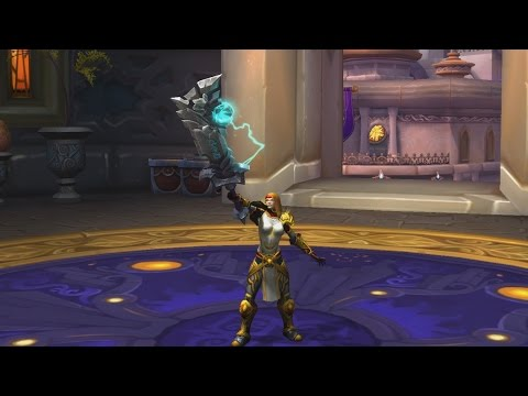The Story of Fate of the Tideskorn - Patch 7.2 Artifact Quest