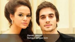 Fernanda Abreu - Garota sangue bom - Legendado - Trilha sonora da novela Aquele Beijo