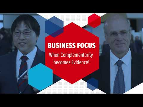 Business Focus - Koreans Living and Working in Luxembourg