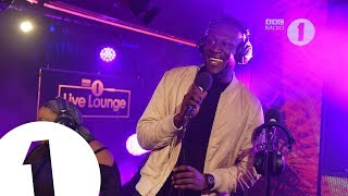 Stormzy   Sweet Like Chocolate (Shanks & Bigfoot Cover) In The Live Lounge
