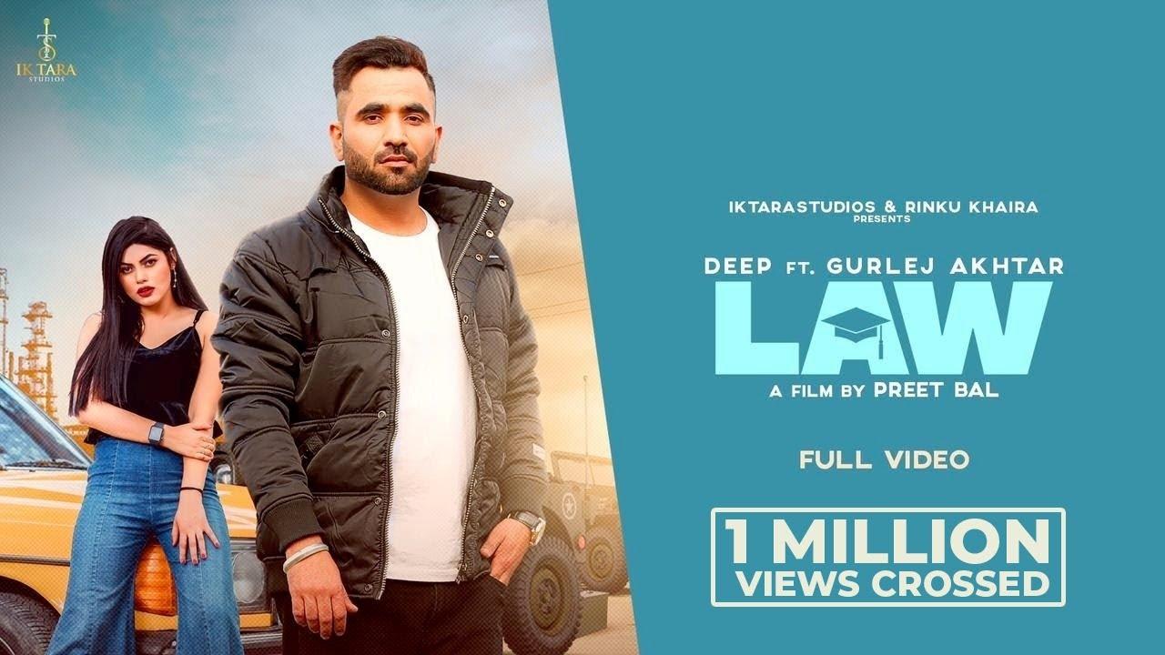 law lyrics new punjabi song| Gurlej Akhtar Lyrics