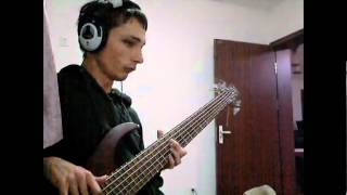 Stavesacre - Threshold Bass Cover