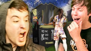 NO WAY HAVE I PACKED ANOTHER OTW PLAYER!!! - FIFA 18 ULTIMATE TEAM PACK OPENING