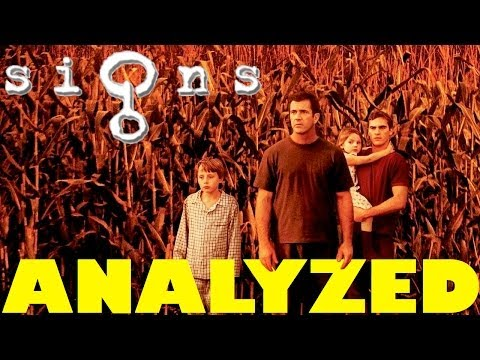 SIGNS Analyzed & Explained - Movie Review