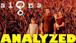 SIGNS Analyzed & Explained   Movie Review
