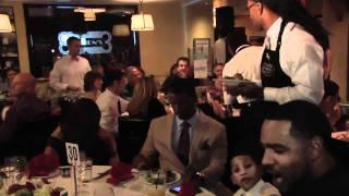 Arizona Cardinals: Larry Fitzgerald Celebrity Server Event