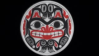 Own This Pure Silver Version Of Our 2020 Tribute To Haida Artist Bill Reid.