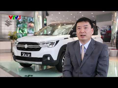 Phóng sự phỏng vấn Tổng GĐ Việt Nam Suzuki trên VTV3