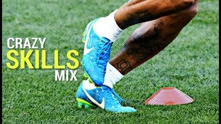 Crazy Football Skills Mix 2018 ● Neymar ● Ronaldo ● Mbappe ● Quaresma ● Isco