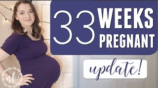 33 WEEKS PREGNANT | HOSPITALIZED WITH PRE-TERM LABOR