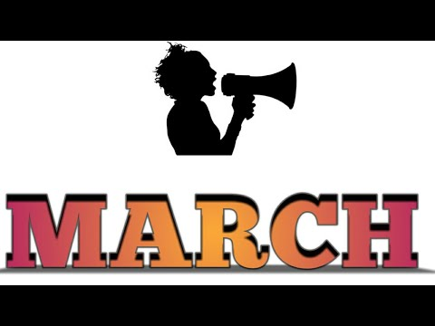 Forward March-Prophetic word