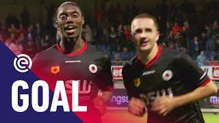 WOW!! WAT EEN GEWELDIGE GOAL VAN JEFF STANS! | Excelsior - Heracles Almelo (30-08-2014) | Goal